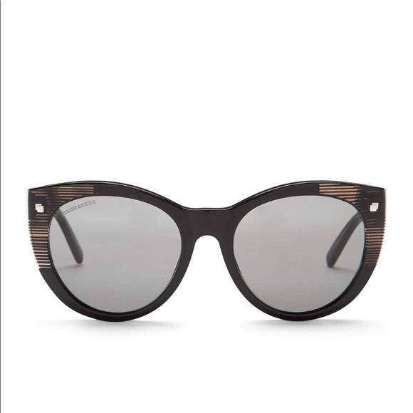 Eye Cat Women's Dsquared2 Sunglasses Betty Nwt wOk80PNnX